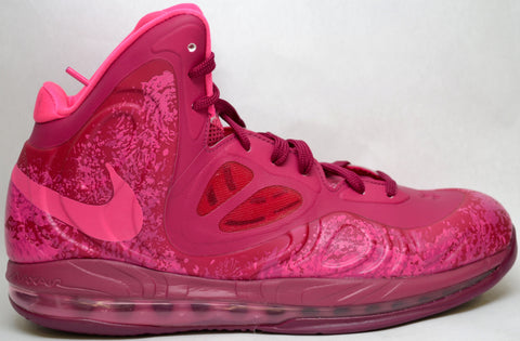 Nike Hyperposite Fireberry Used
