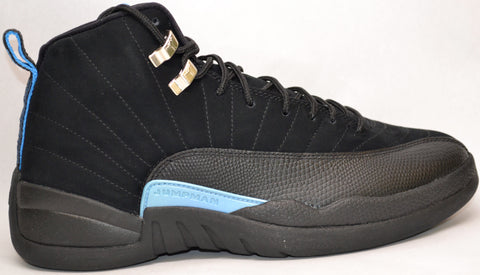 Air Jordan Retro 12 Nubuck 2011