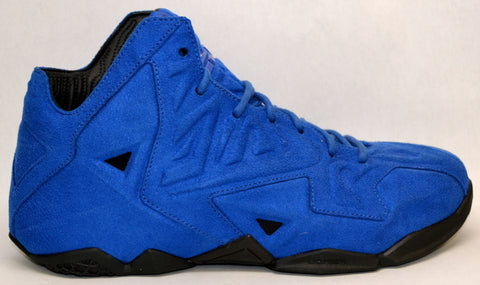 "Nike Lebron 11 Ext ""Blue Suede"""