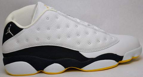 Air Jordan Retro 13 Low White/Maize