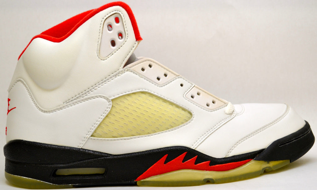 air jordan 5 fire red 1999