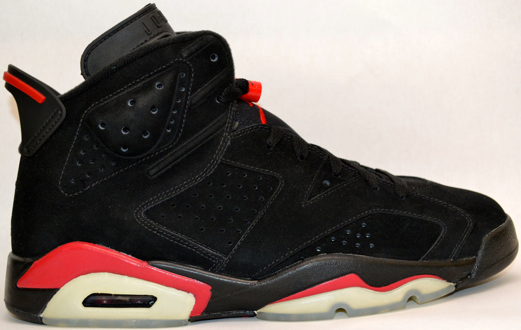 "Air Jordan Retro 6 ""Varsity Red"""