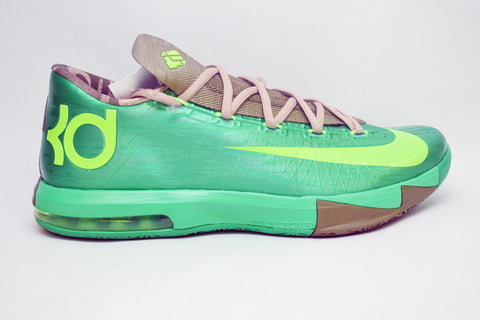 KD6 Bamboo used
