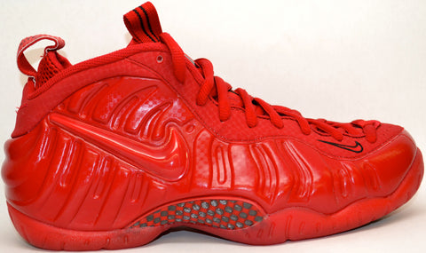 "Air Foamposite Pro ""Gym Red"""