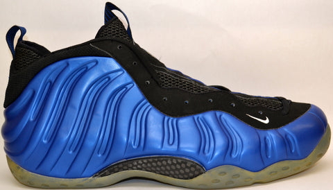 "Nike Foamposite One ""Royal"" OG 1997 Sales Sample"