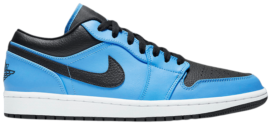 Air Jordan 1 Low University Blue Black