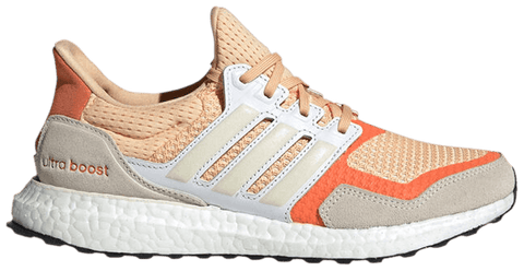 Adidas UltraBoost S&L Glow Orange Coral (W)