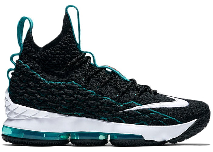 Nike LeBron 15 Griffey (House of Hoops Special Box and Accessories)
