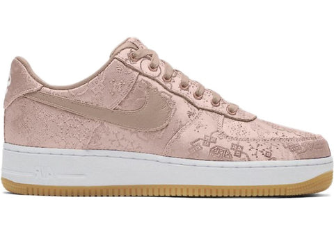 Air Force 1 Low Clot Rose Gold Silk (Regular Box)