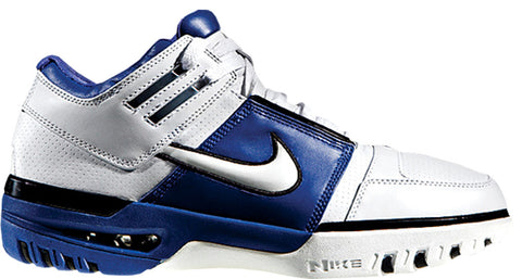 Nike Lebron Air Zoom Generation Royal/White Low