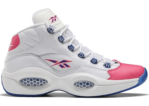 Reebok Question Mid Eric Emanuel Pink Toe