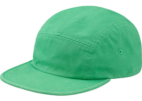 Supreme Arc Logo Shockcord Camp Cap Light Kelly