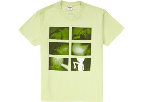 Supreme Chris Cunningham Rubber Johnny Tee Pale Mint