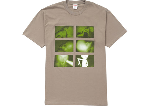 Supreme Chris Cunningham Rubber Johnny Tee Taupe