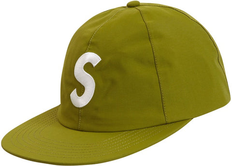 Supreme Gore Tex S logo 6 panel Green