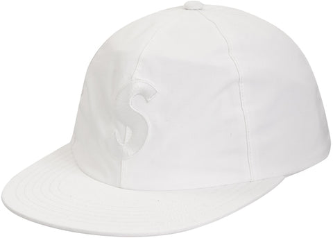Supreme Gore Tex S logo 6 panel White