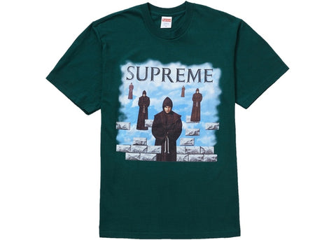 Supreme Levitation Tee Dark Green