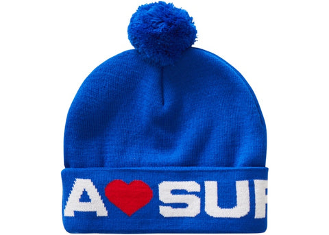 Supreme Love Supreme Beanie Royal