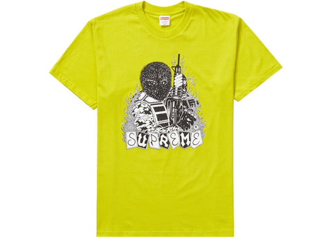 Supreme Mercenary Tee Sulfur