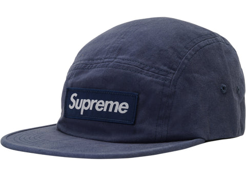 Supreme Military Camp Cap (FW18) Navy