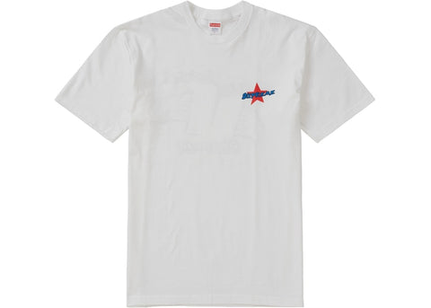 Supreme Money Power Respect Tee White