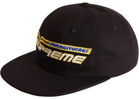 Supreme Motherfucker 6 panel Black