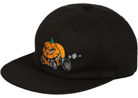 Supreme Pumpkin 6-Panel Black