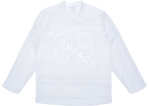 Supreme Scarface Hockey Jersey White