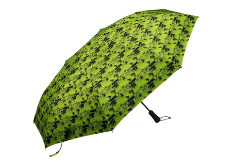 Supreme ShedRain World Famous Umbrella Acid Green