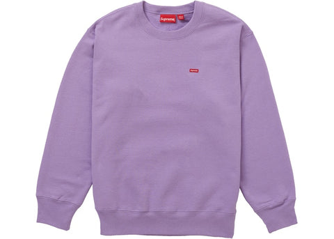 Supreme Small Box Crewneck (FW20) Violet