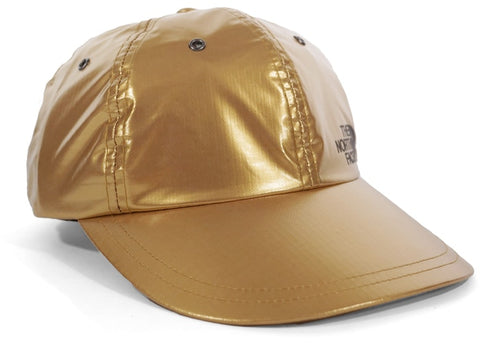 Supreme The North Face Metallic 6-Panel Gold