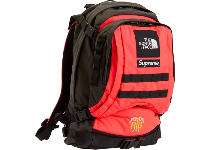 Supreme The North Face RTG Backpack Bright Red