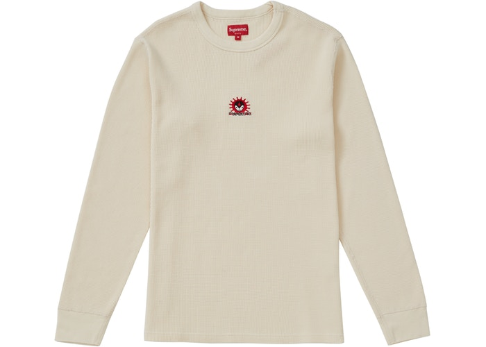 Supreme Vampire Waffle Thermal Natural