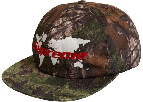 Supreme World 5 Panel Real Tree Camo