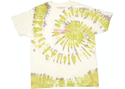 Travis Scott Astroworld Hangout Fest Exclusive T-Shirt Tie Dye