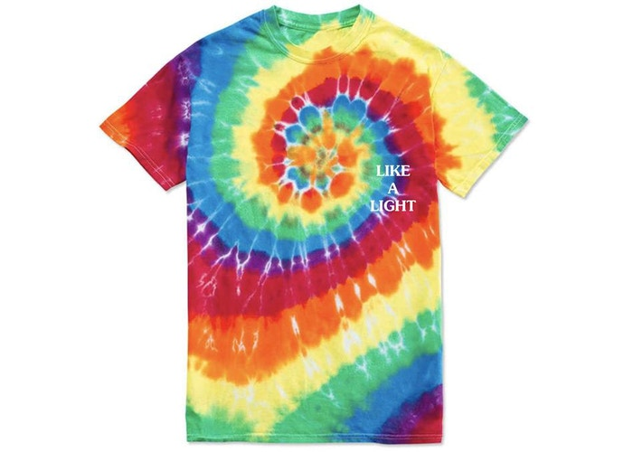 Travis Scott Sicko Mode T-Shirt Tie Dye