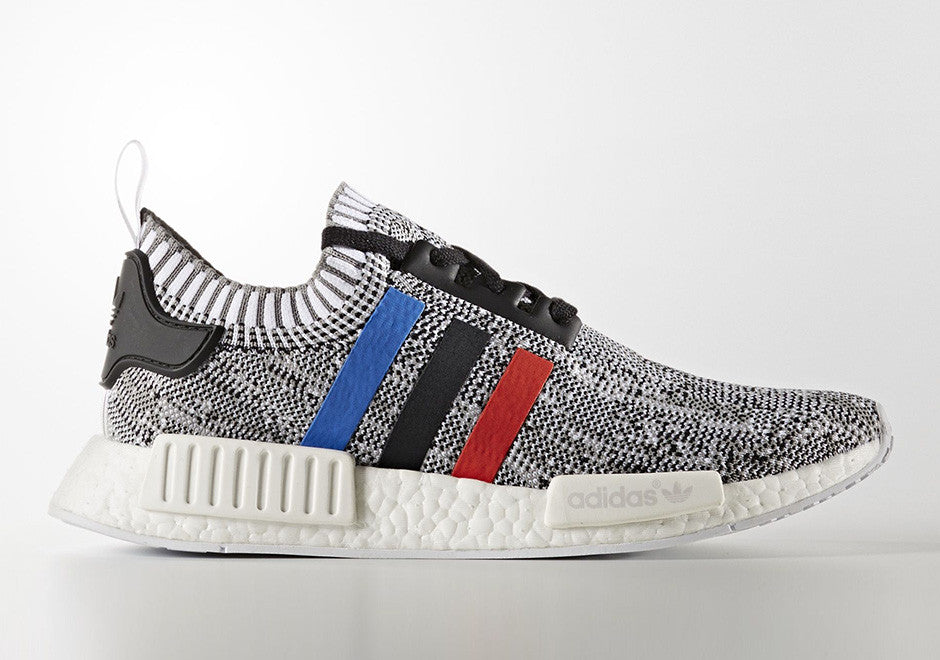 Adidas NMD_R1 PK Tri Color White