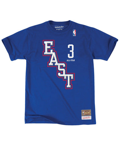 Mitchell & Ness Allen Iverson All Star Game Tee