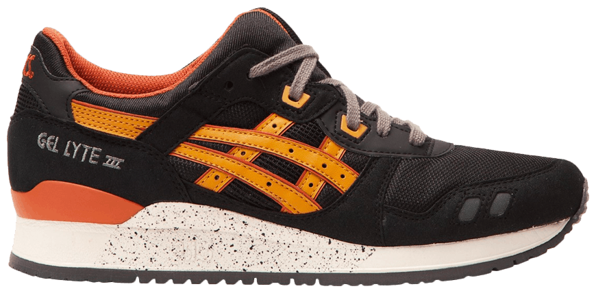 ASICS Gel-Lyte III Black/Tan