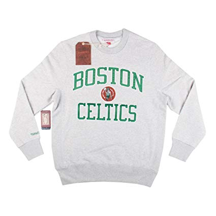 Mitchell & Ness Playoff Win Crew Boston Celtics