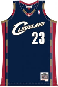 Cleveland Cavaliers Lebron James Kids Mitchell and Ness Swingman Jersey
