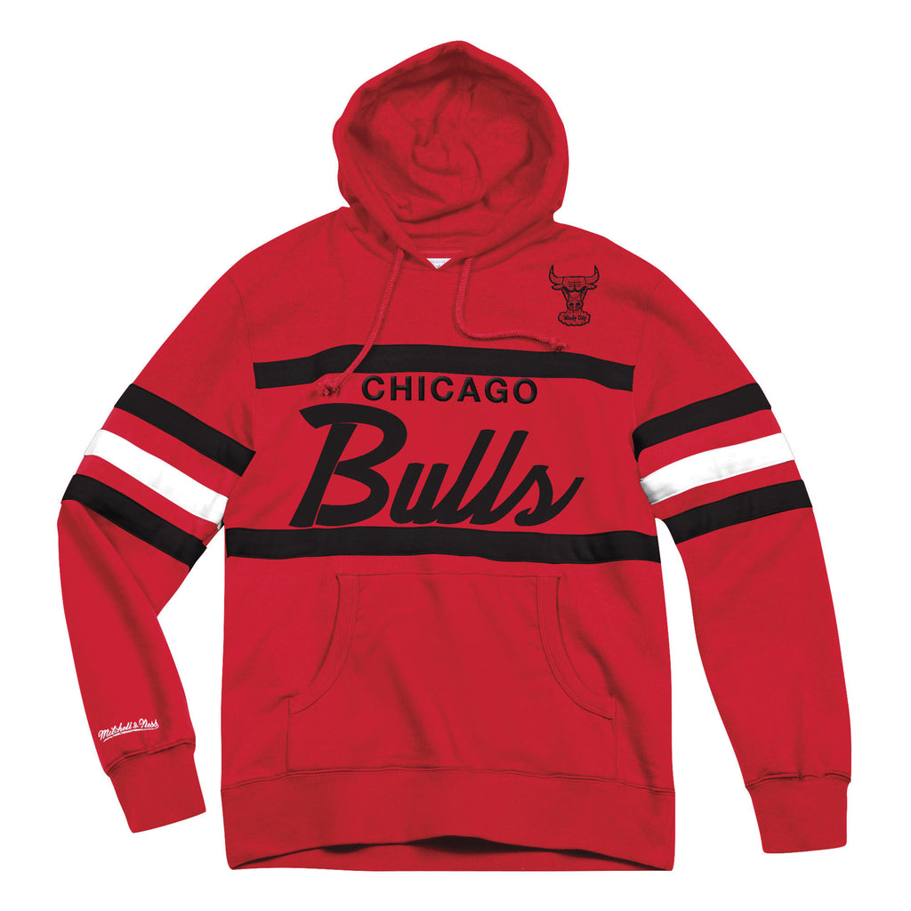 Mitchell & Ness NBA Head Coach Hoody Chicago Bulls