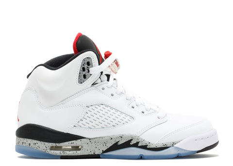Air Jordan Retro 5 Cement