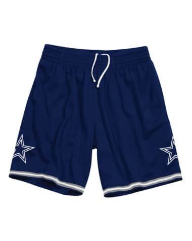 Dallas Cowboys Mitchell & Ness Mesh Short