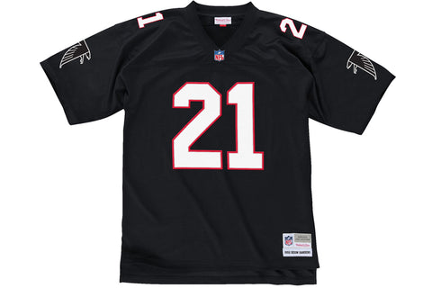Deion Sanders M&N Legacy Away Jersey