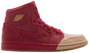 Jordan 1 Retro High Dip-Toe Red (W)