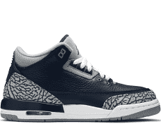 Jordan 3 Retro Georgetown 2021 (GS)
