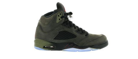 Air Jordan Retro 5 Fear