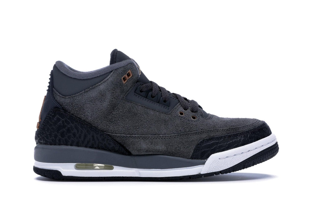 Air Jordan 3 Retro Anthracite (GS)