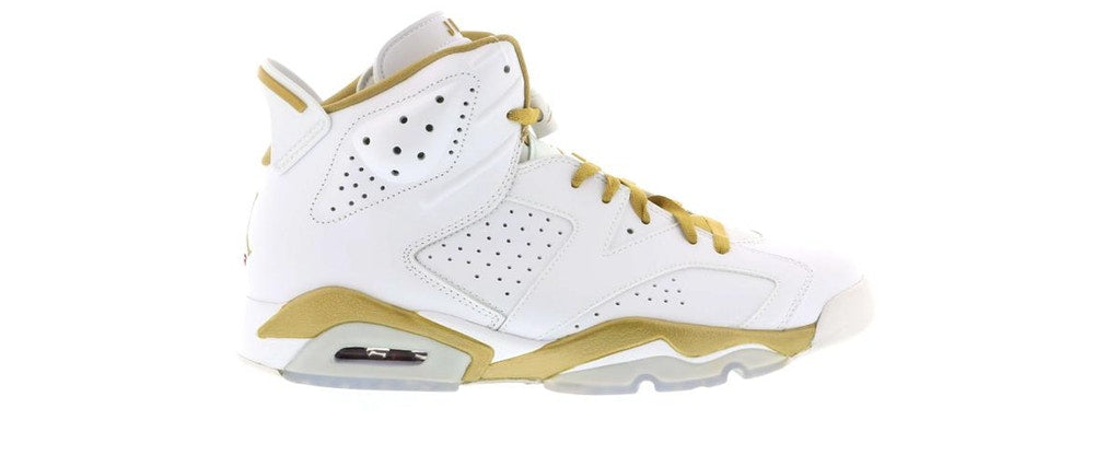 Air Jordan 6 Retro Golden Moments Pack (6/7)